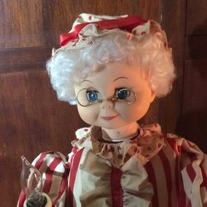 Other - Animals Doll with a candle light electric